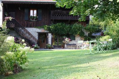Ansicht des Objektes Mietobjekt Ferienunterkunft auf dem Land 634 Les Carroz d'Araches