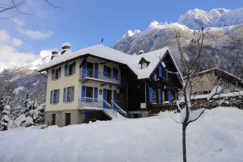 Ansicht des Objektes Mietobjekt Appartement 647 Chamonix Mont-Blanc