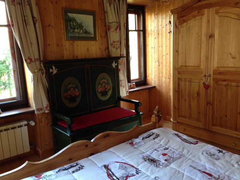 Schlafzimmer 1 Mietobjekt Appartement 647 Chamonix Mont-Blanc