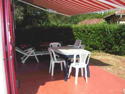 Garten Mietobjekt Haus 6499 Mimizan