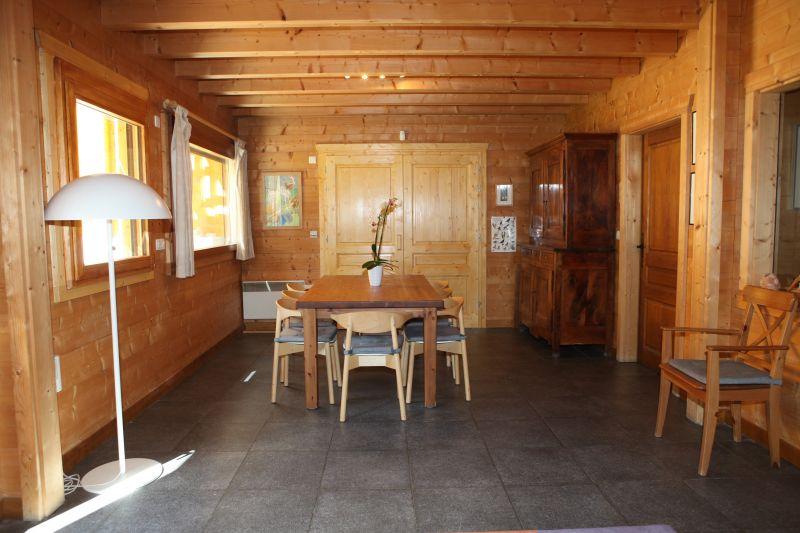 Esszimmer Mietobjekt Chalet 682 Chamonix Mont-Blanc