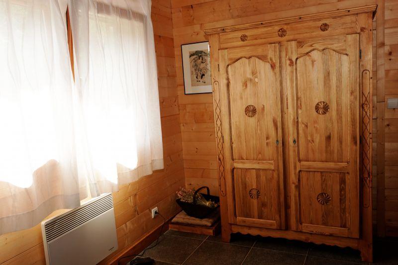 Schlafzimmer 1 Mietobjekt Chalet 682 Chamonix Mont-Blanc