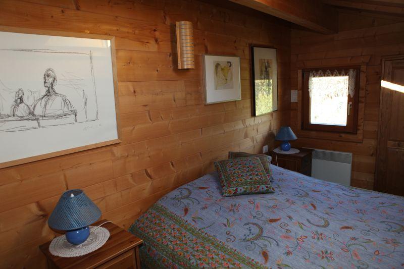 Schlafzimmer 2 Mietobjekt Chalet 682 Chamonix Mont-Blanc