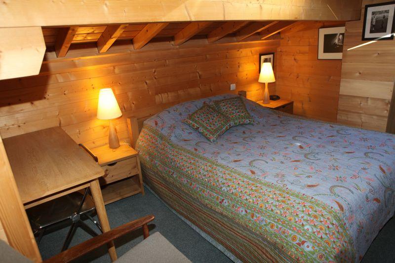Schlafzimmer 3 Mietobjekt Chalet 682 Chamonix Mont-Blanc