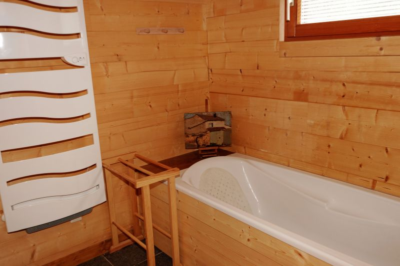 Badezimmer Mietobjekt Chalet 682 Chamonix Mont-Blanc