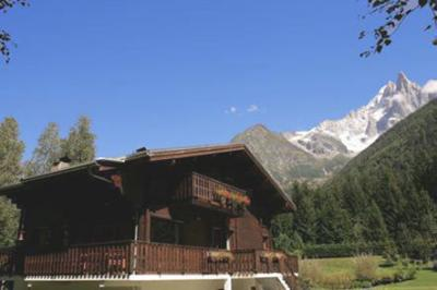 Ansicht des Objektes Mietobjekt Chalet 682 Chamonix Mont-Blanc