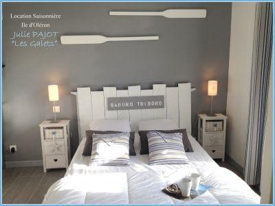 Schlafzimmer Mietobjekt Appartement 6886 La Cotini�re