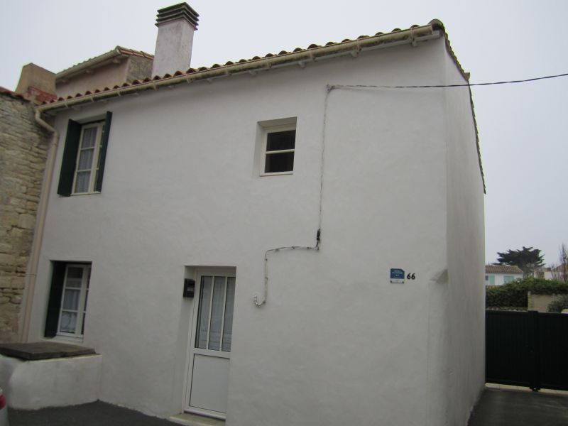 Eingang Mietobjekt Haus 6972 Ars en Ré