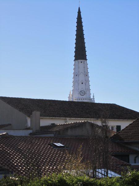 Ausblick aus der Ferienunterkunft Mietobjekt Haus 6972 Ars en Ré
