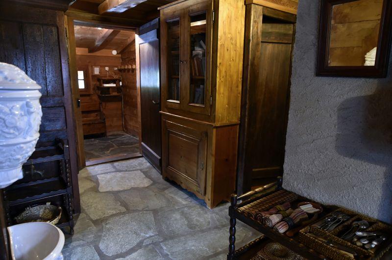 Eingang Mietobjekt Chalet 706 Chamonix Mont-Blanc