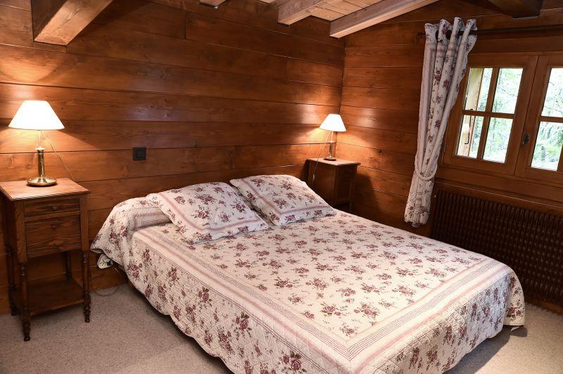 Schlafzimmer 2 Mietobjekt Chalet 706 Chamonix Mont-Blanc