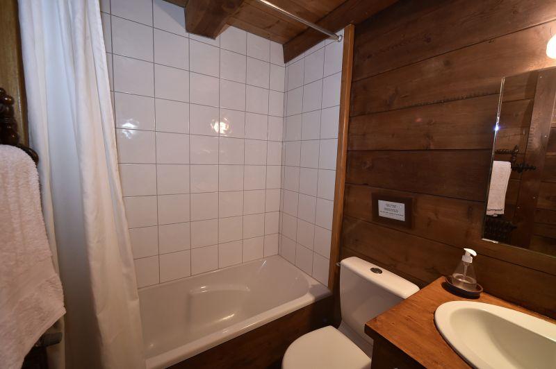 Badezimmer 1 Mietobjekt Chalet 706 Chamonix Mont-Blanc