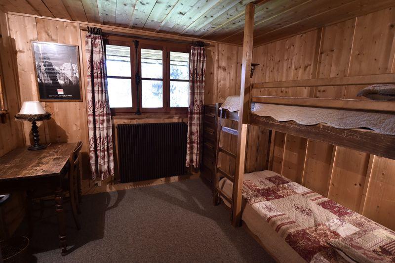 Schlafzimmer 5 Mietobjekt Chalet 706 Chamonix Mont-Blanc