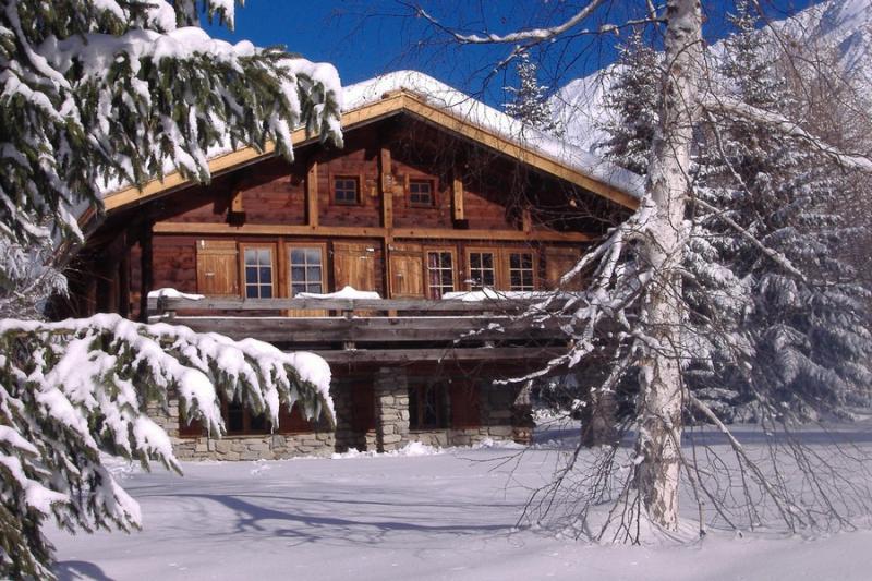 Ansicht des Objektes Mietobjekt Chalet 706 Chamonix Mont-Blanc