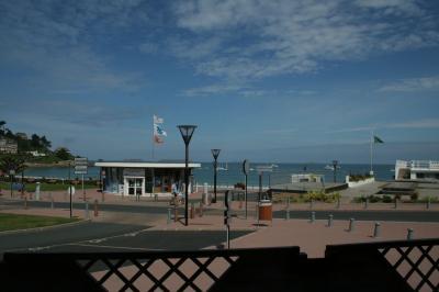 Ausblick aus der Ferienunterkunft Mietobjekt Appartement 7423 Perros-Guirec