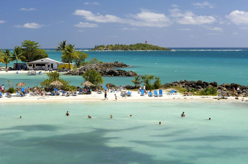 Mietobjekt Studio 8007 Gosier (Guadeloupe)