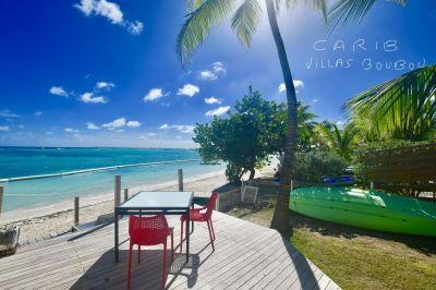 Strand Mietobjekt Villa 8020 Saint Francois