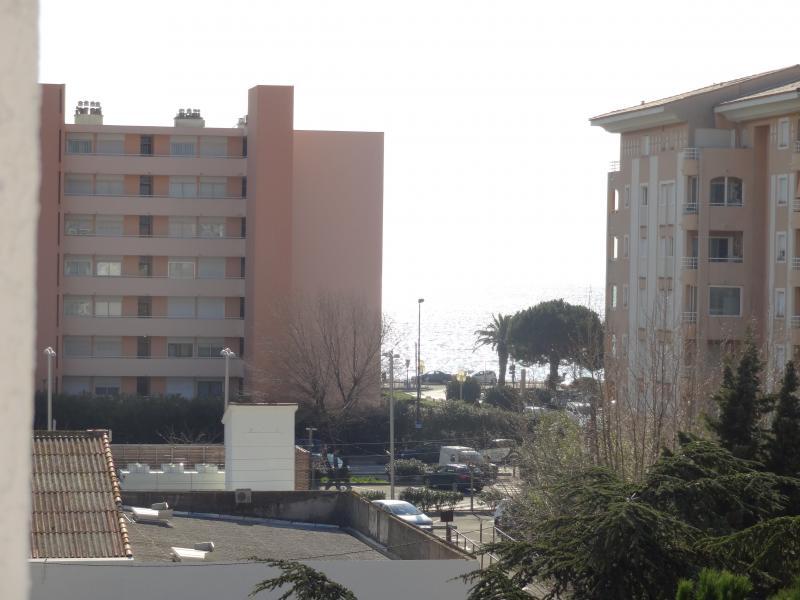 Ausblick vom Balkon Mietobjekt Appartement 8488 Fréjus