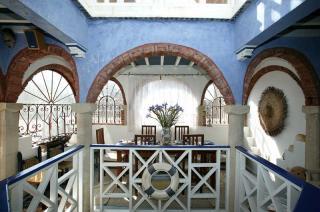Esszimmer Mietobjekt Haus 9006 Essaouira