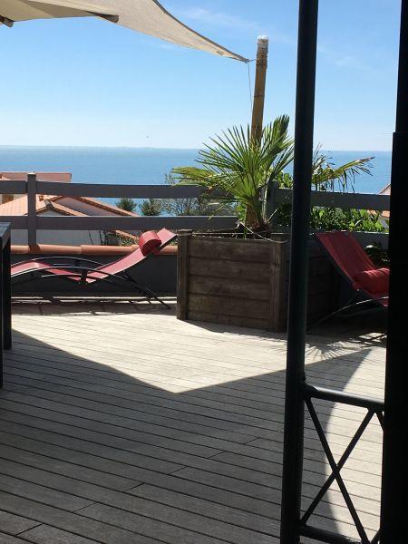 Terrasse 1 Mietobjekt Villa 9477 Pornic