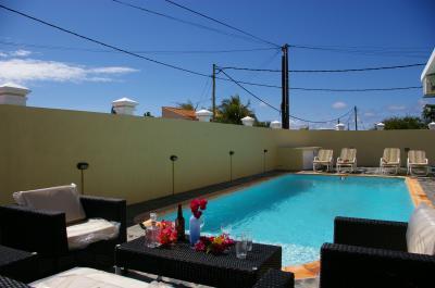 Schwimmbad Mietobjekt Villa 9527 Grand Baie