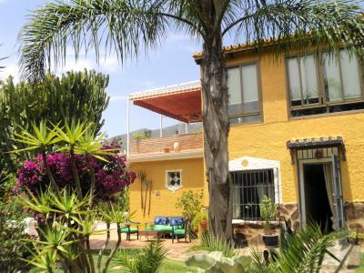 Garten Mietobjekt Villa 9621  Benalm�dena