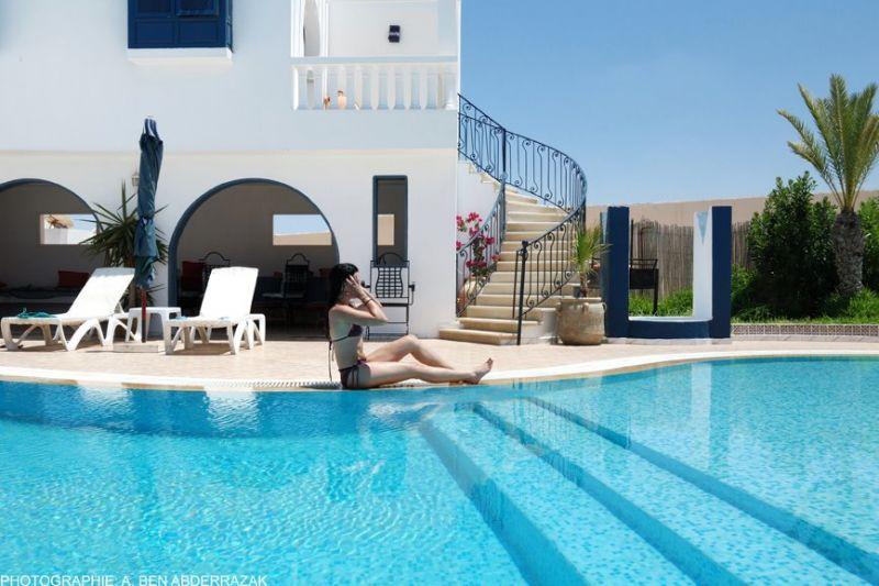 Schwimmbad Mietobjekt Villa 9883 Djerba