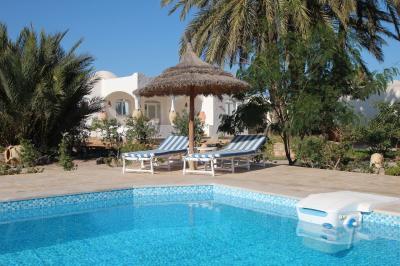 Schwimmbad Mietobjekt Villa 9886 Djerba