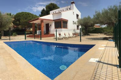Schwimmbad Mietobjekt Villa 9907 L'Ampolla