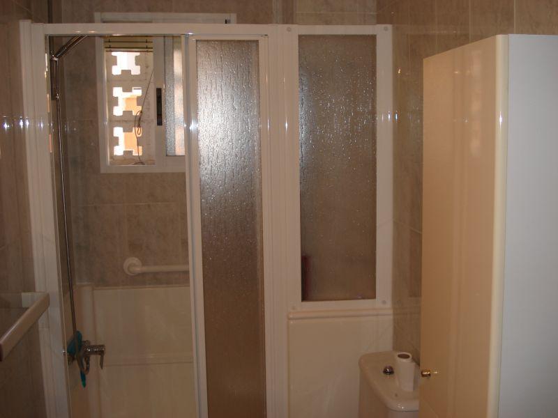 Badezimmer Mietobjekt Appartement 101798 Calpe