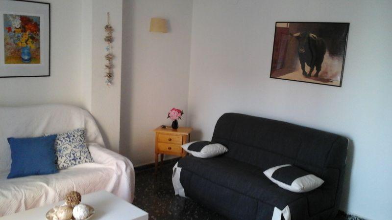 Wohnzimmer Mietobjekt Appartement 101798 Calpe