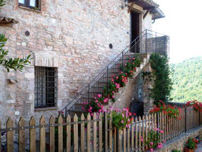 Ansicht des Objektes Mietobjekt Appartement 102668 Spoleto