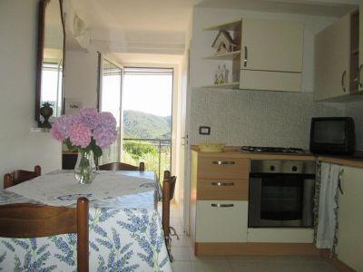 separate Küche Mietobjekt Appartement 105777 Deiva Marina