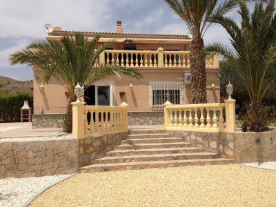 Mietobjekt Villa 112666 Alicante