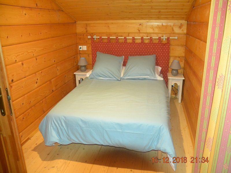 Schlafzimmer 1 Mietobjekt Chalet 113003 Mimizan