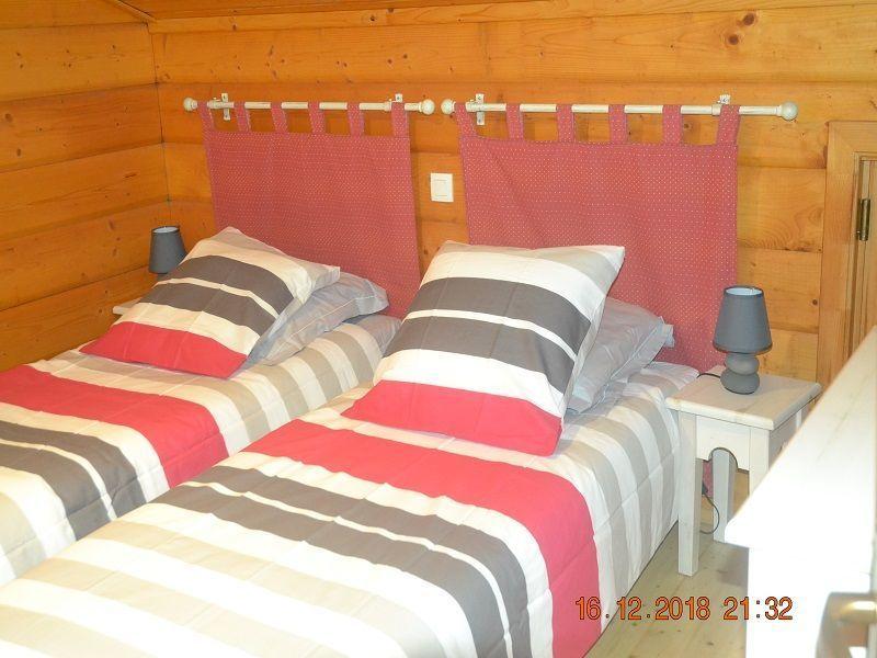 Schlafzimmer 2 Mietobjekt Chalet 113003 Mimizan