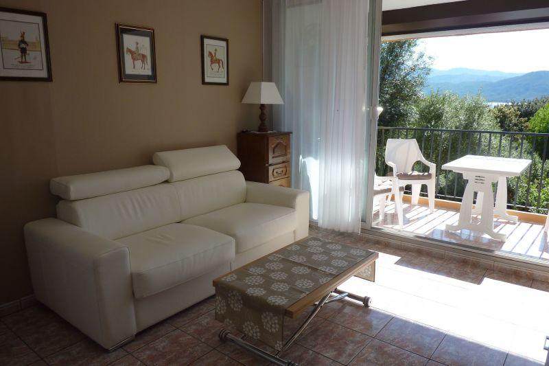 Ausblick aus der Ferienunterkunft Mietobjekt Studio 113166 Saint Florent