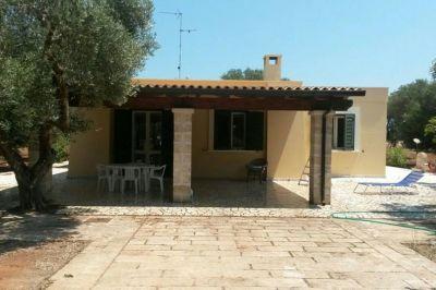 Eingang Mietobjekt Appartement 114748 Santa Maria di Leuca