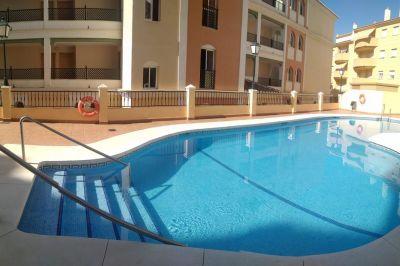 Schwimmbad Mietobjekt Appartement 115893 Torrox