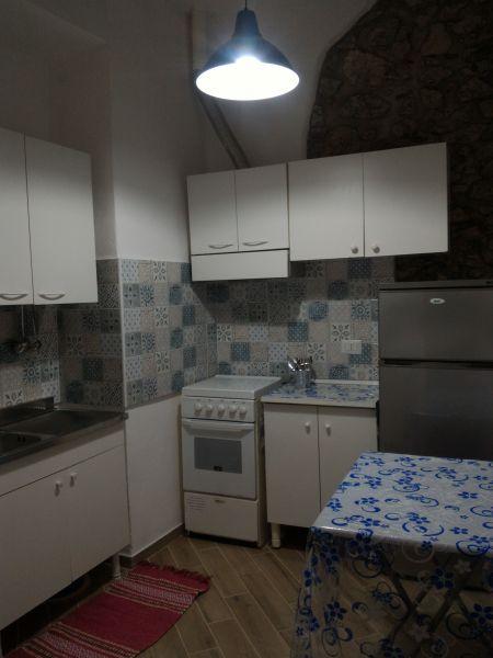separate Küche Mietobjekt Studio 65168 Cefalù