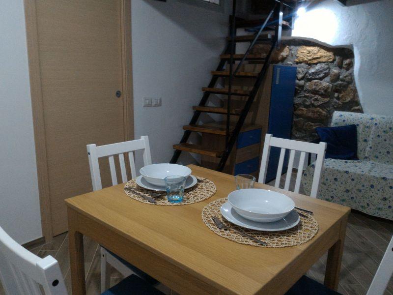 Wohnzimmer Mietobjekt Studio 65168 Cefalù
