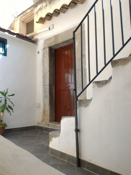 Eingang Mietobjekt Studio 65168 Cefalù