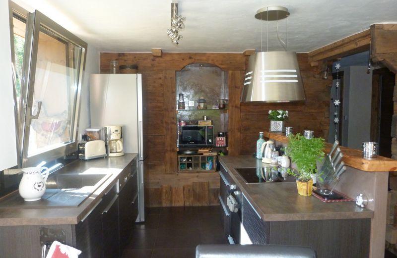 offene Küche Mietobjekt Chalet 67065 Morzine