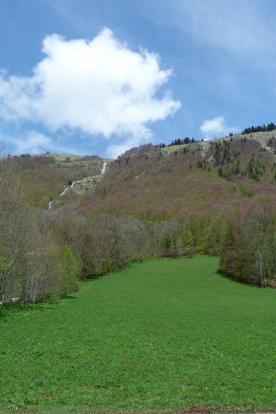 Ausblick aus der Ferienunterkunft Mietobjekt Chalet 67065 Morzine