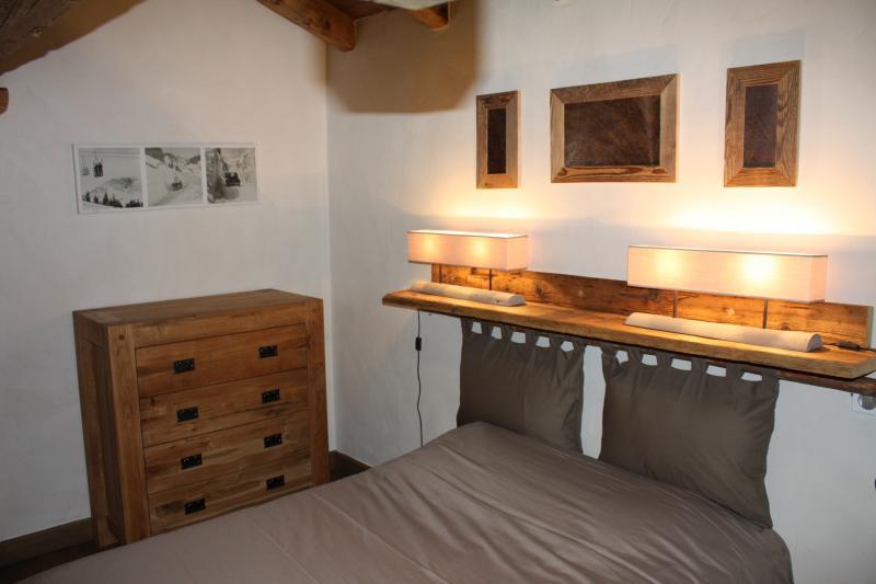 Schlafzimmer 1 Mietobjekt Chalet 67065 Morzine