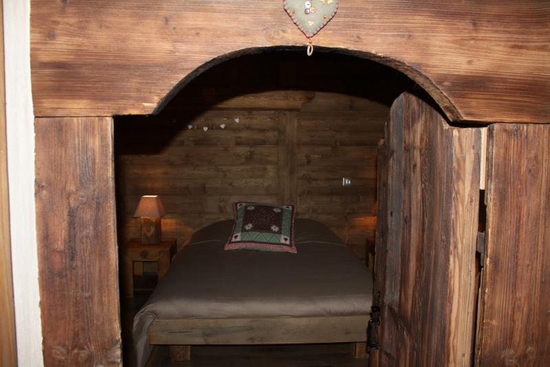 Schlafzimmer 3 Mietobjekt Chalet 67065 Morzine