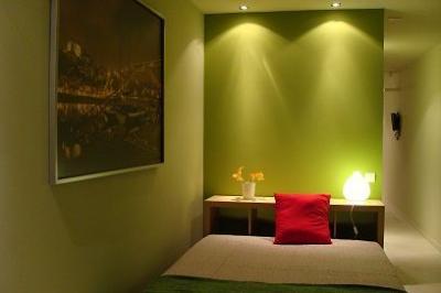 Schlafzimmer Mietobjekt Appartement 68653 Porto