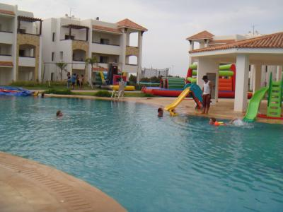 Schwimmbad Mietobjekt Appartement 68882 Asilah