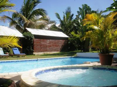 Schwimmbad Mietobjekt Villa 73361 L'Entre Deux