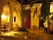 Bed and Breakfast in Marrakesch f�r 1 bis 15 Personen